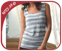 d9465c95581 Ultra Soft   Ideal for Layering...Sheer jersey knit longer length tank. EZ  drape fit with extra length. Spaghetti straps. Fabric  100%-Cotton Sizes  S